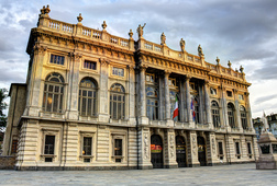 Walking Tour of Turin + PALAZZO MADAMA