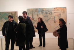 Walking Gallery Tours