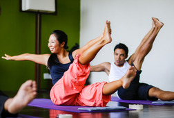 Yoga & Massage Therapy Package inc.Lunch