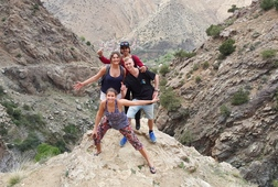 Atlas Mountains Trip