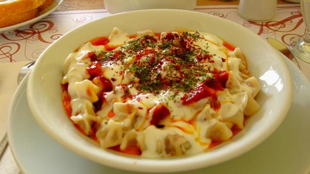 Learn to Cook Manti(Turkish Dumplings)