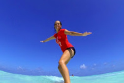Surfing Cancun With 360 Surf School