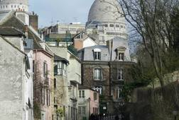 Montmartre, From Amelie to the Cemetery!