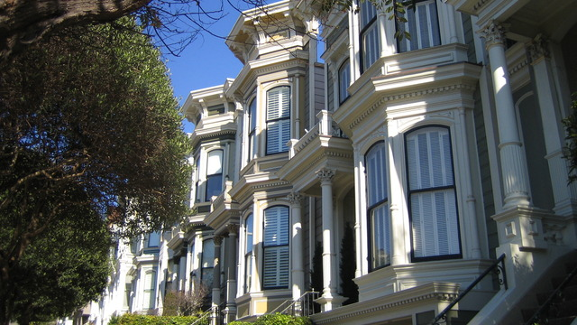SF Victorian Home Walk