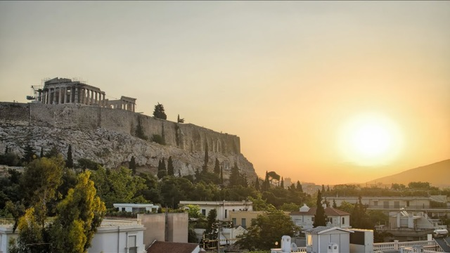 Private Athens Mythological Tour