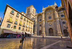 Granada Private Walking Tour+tapas
