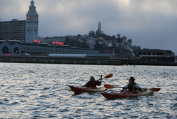 SF Downtown Kayak Tour