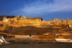 Private Tour to Amber Fort With Elephant