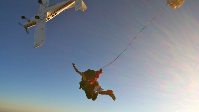 Skydiver for a Day