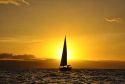 PRIVATE Sunset Sail - 2hrs