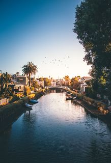 Venice Beach Canals and Boardwalk Tour
